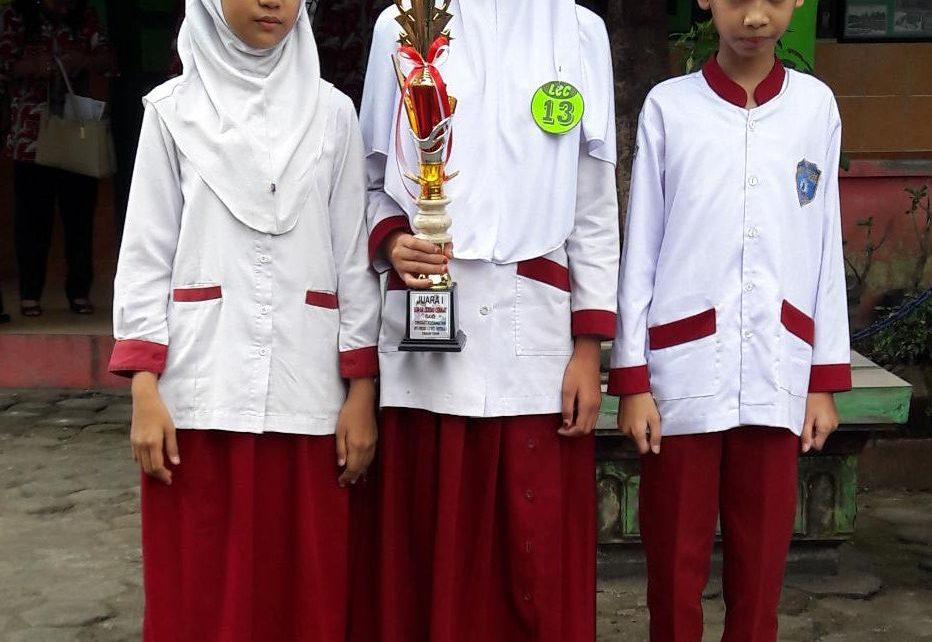 Juara LCC Kecamatan Boyolali 2018